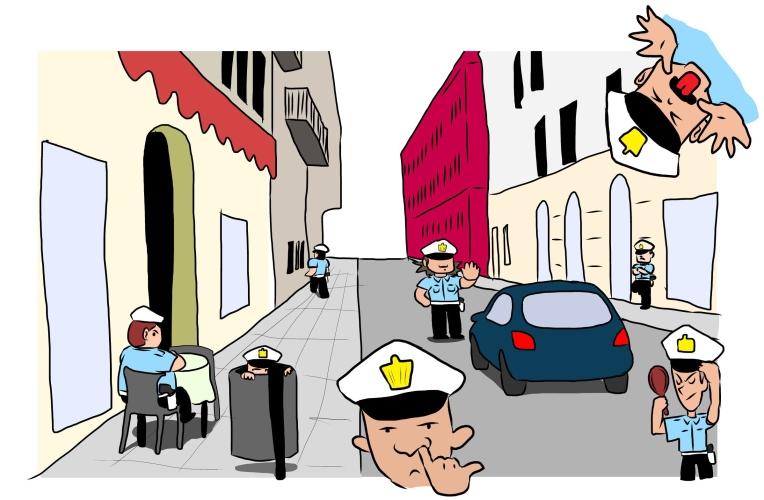palerme police